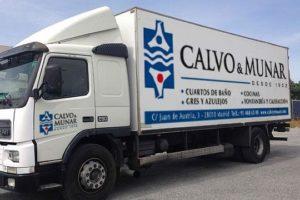 Calvo y Munar, servicios de transporte