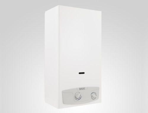 Calentador gas Serie-P Baxi